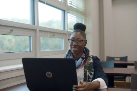 Online Business Administration student in Jenkintown, Pennsylvania