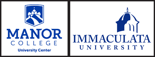 The Manor College University Center proudly offers the Immaculata University Bachelor of Science in Business Management.