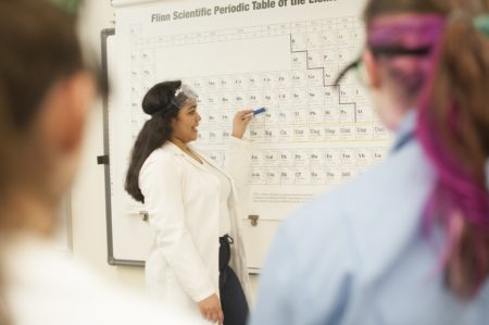 The Biotechnology program at Manor College offers students small lecture and laboratory classes which prepare them to transfer!