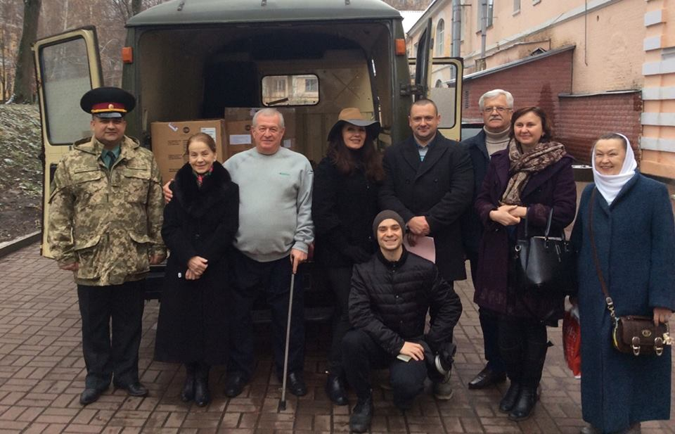 Manor College provided help to Ukraine through the Rotaract Club
