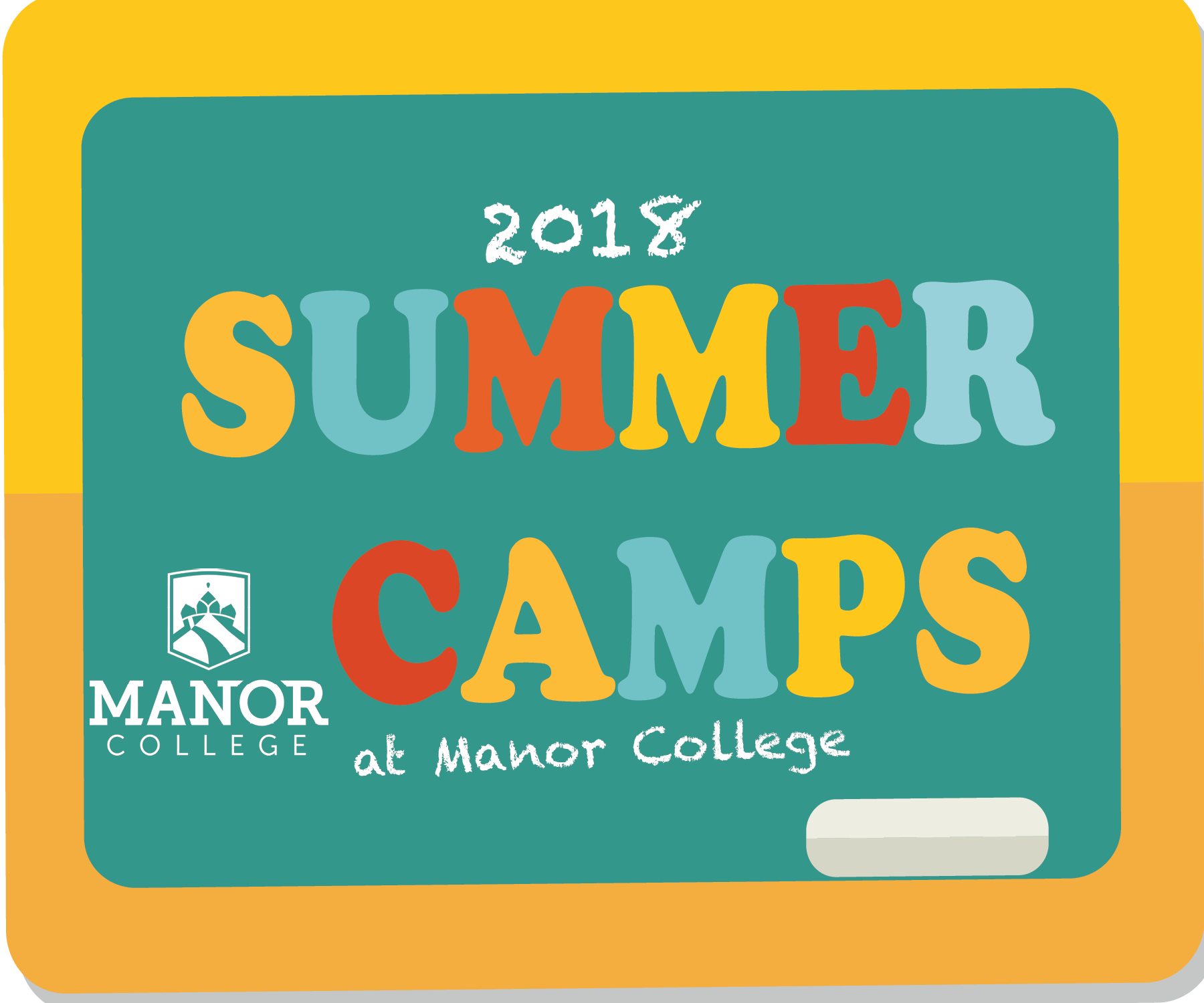 Manor College is offering a variety of summer camps for children and teens!