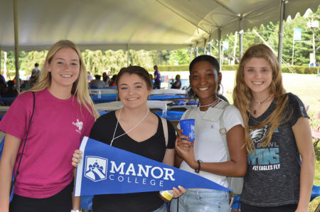 Manor College in PA