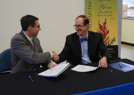 Manor College Partners With Widener University Delaware Law School
