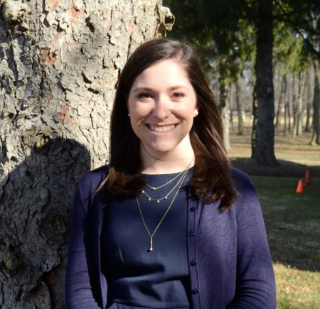 Ashley Polselli Admissions Counselor
