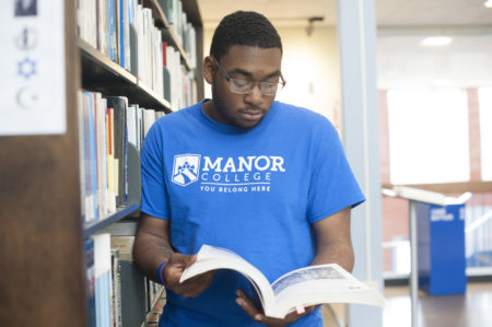 manor healthcare management student