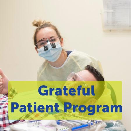grateful patient program