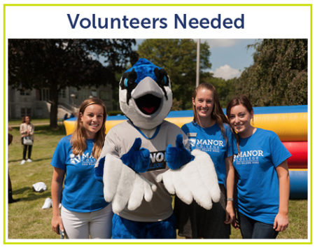 volunteers needed blue jay day