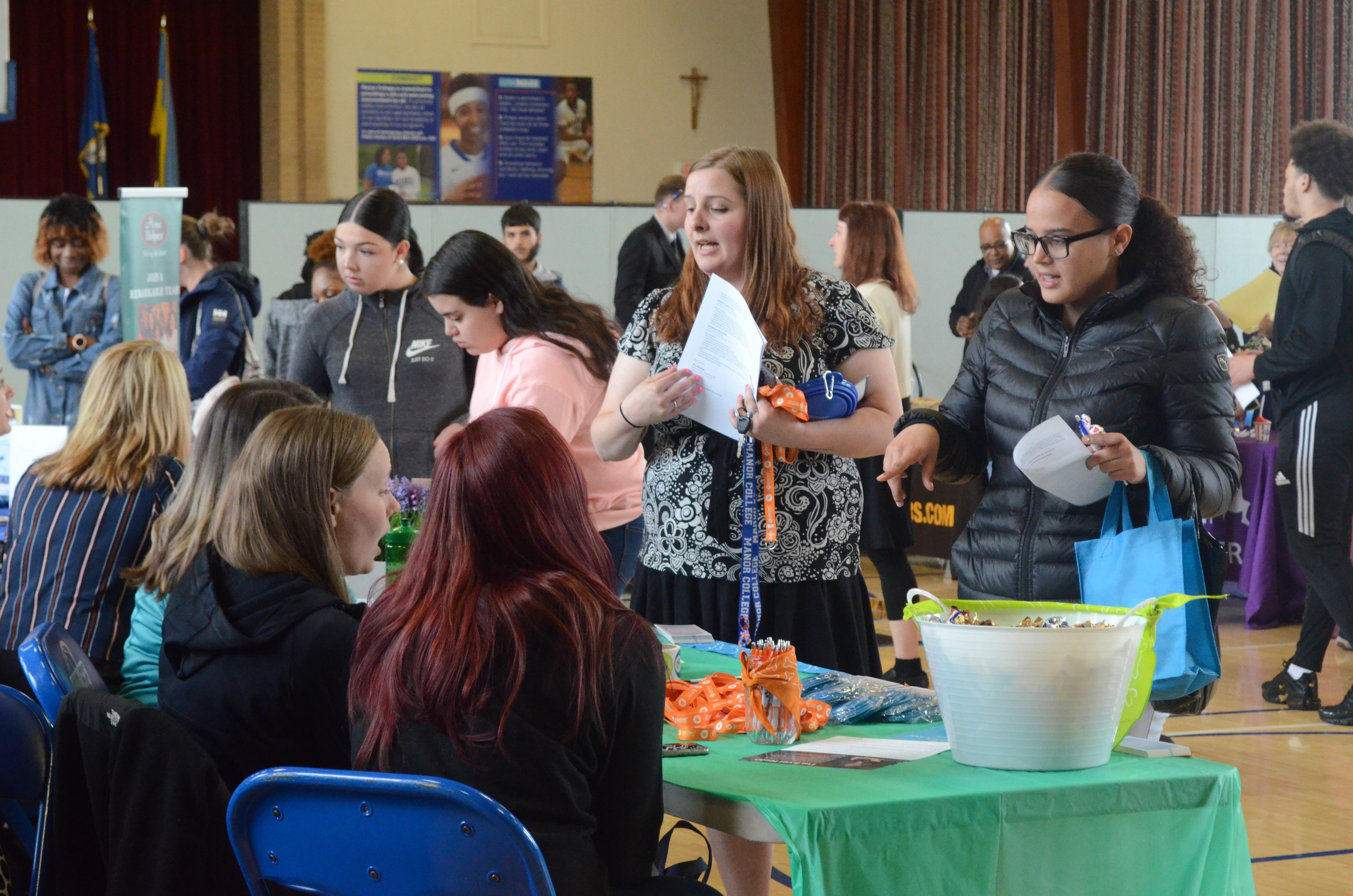 Manor College Career Fair