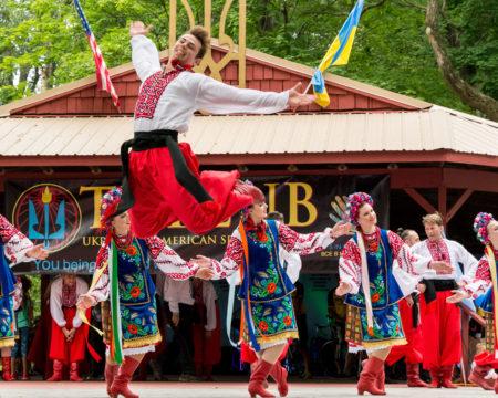 Ukrainian Festival PA