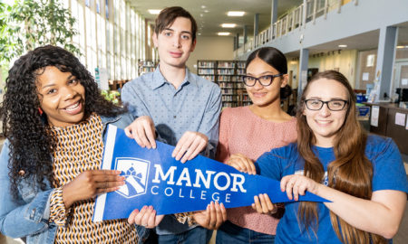Manor College group visits