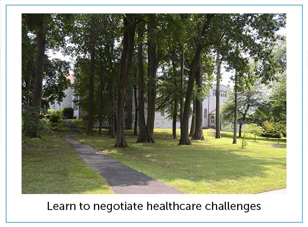 caregiver course at Manor College in Philadelphia, PA