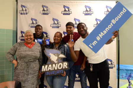 Manor College parents