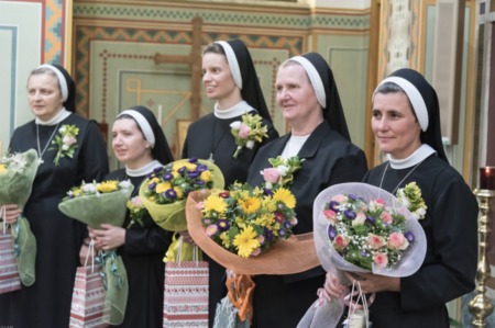updates from the Sisters of St. Basil