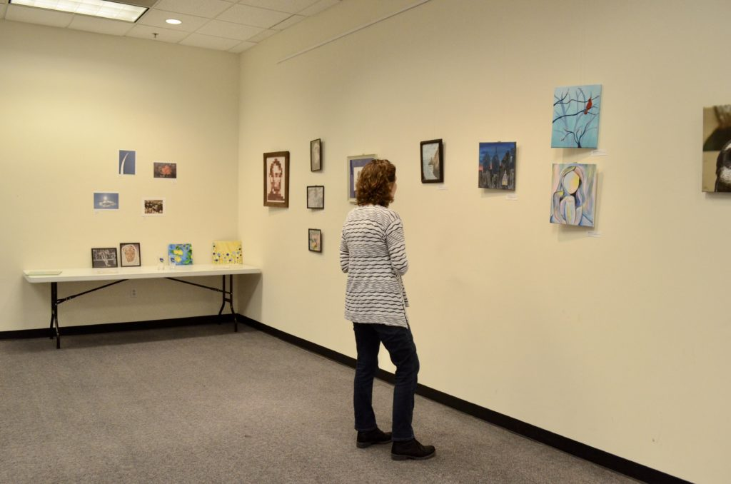 Manor College art show