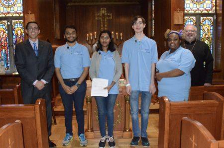 student chaplains