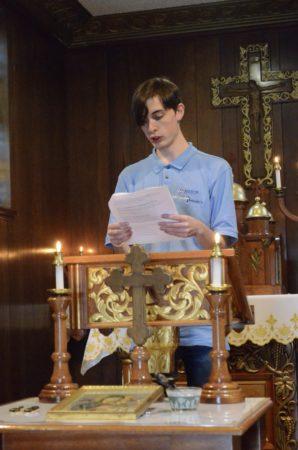 student chaplain